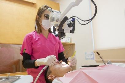 自由診療の予防治療