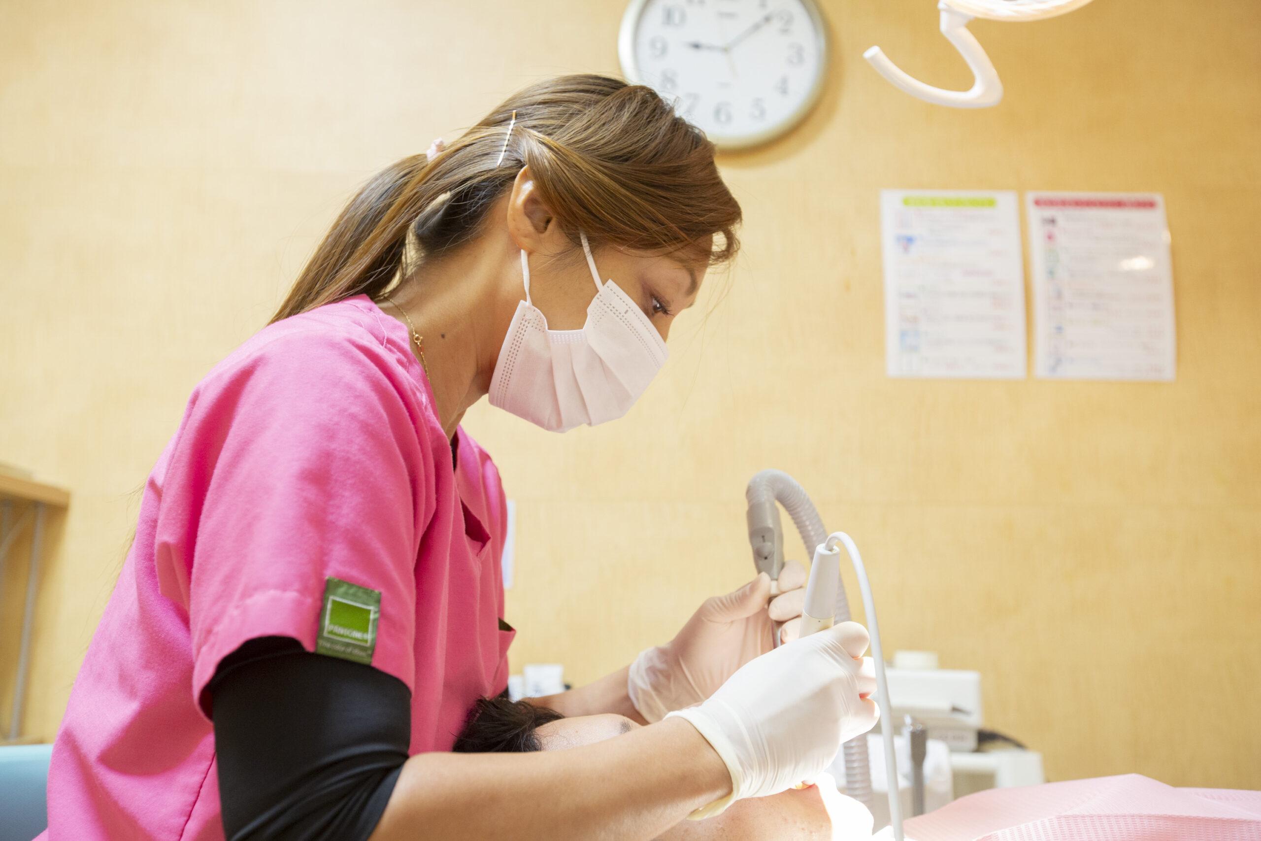 当院の予防治療